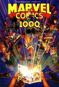 Cover Thumbnail for Marvel Comics 1000 (Marvel, 2020 series)