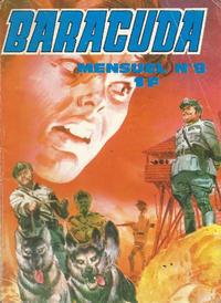 Cover Thumbnail for Baracuda (Impéria, 1967 series) #8