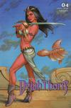 Cover Thumbnail for Dejah Thoris (2019 series) #4 [Cover C Joseph Michael Linsner]