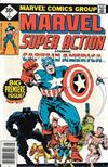 Cover for Marvel Super Action (Marvel, 1977 series) #1 [Whitman]