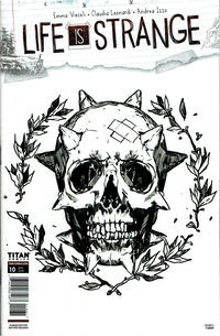 Cover Thumbnail for Life Is Strange (Titan, 2018 series) #10 [Cover C]
