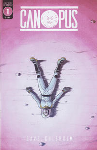 Cover Thumbnail for Canopus (Scout Comics, 2020 series) #1