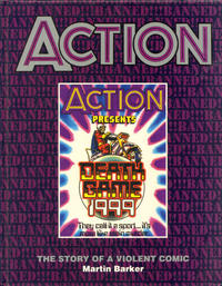 Cover Thumbnail for 'Action' - The Story of a Violent Comic (Titan, 1990 series)