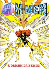 Cover Thumbnail for Grandes Heróis Marvel (Editora Abril, 1983 series) #24
