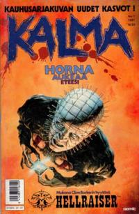 Cover Thumbnail for Kalma (Semic, 1990 ? series) #1/1991