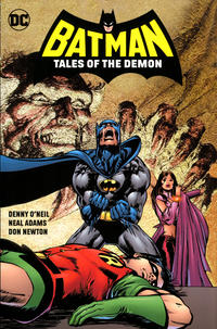 Cover Thumbnail for Batman: Tales of the Demon (DC, 2020 series)