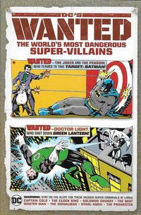 Cover Thumbnail for DC's Wanted: The World's Most Dangerous Super-Villains (DC, 2020 series)