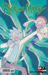 Cover for Rick and Morty (Oni Press, 2015 series) #59 [Cover A]