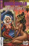 Cover for Barbarella/Dejah Thoris (Dynamite Entertainment, 2019 series) #4 [Cover F Maria Sanapo]