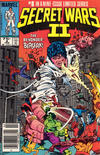 Cover for Secret Wars II (Marvel, 1985 series) #8 [Newsstand]
