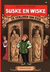 Cover for Suske en Wiske (Standaard Uitgeverij, 1967 series) #351 - De verloren Van Eyck