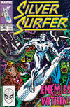 Cover for Silver Surfer (Marvel, 1987 series) #32 [Direct]