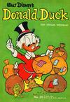 Cover for Donald Duck (Geïllustreerde Pers, 1952 series) #25/1962