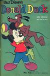Cover for Donald Duck (Geïllustreerde Pers, 1952 series) #42/1962