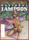 Cover for National Lampoon Magazine (21st Century / Heavy Metal / National Lampoon, 1970 series) #v2#58