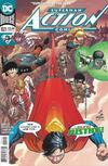 Cover Thumbnail for Action Comics (2011 series) #1021 [John Romita Jr. & Klaus Janson Cover]