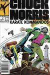 Cover Thumbnail for Chuck Norris (1987 series) #4 [Newsstand]