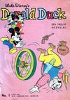 Cover for Donald Duck (Geïllustreerde Pers, 1952 series) #1/1963
