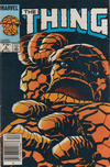 Cover for The Thing (Marvel, 1983 series) #6 [Canadian]
