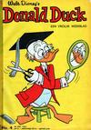 Cover for Donald Duck (Geïllustreerde Pers, 1952 series) #4/1963
