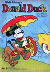 Cover for Donald Duck (Geïllustreerde Pers, 1952 series) #8/1963