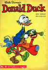 Cover for Donald Duck (Geïllustreerde Pers, 1952 series) #12/1963