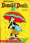 Cover for Donald Duck (Geïllustreerde Pers, 1952 series) #20/1963