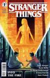 Cover for Stranger Things: Into the Fire (Dark Horse, 2020 series) #1 [Viktor Kalvachev Cover]