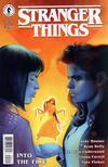 Cover for Stranger Things: Into the Fire (Dark Horse, 2020 series) #2 [Viktor Kalvachev Cover]