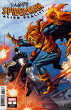 Cover Thumbnail for Symbiote Spider-Man: Alien Reality (2020 series) #3 [Variant Edition - Alex Saviuk Cover]