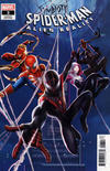 Cover for Symbiote Spider-Man: Alien Reality (Marvel, 2020 series) #3 [Variant Edition - Chinese New Year - Jie Yuan Connecting Cover]