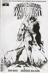 Cover for John Carter, Warlord of Mars (Dynamite Entertainment, 2014 series) #5 [Bart Sears Retailer Incentive  Black and White Variant]