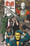 Cover for Doom Patrol (DC, 1992 series) #1 - Crawling from the Wreckage [Third Printing]