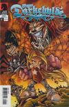 Cover for Manga Darkchylde (Dark Horse, 2005 series) #1 [Alternate Back Cover]
