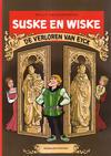 Cover for Suske en Wiske (Standaard Uitgeverij, 1967 series) #[351] - De verloren Van Eyck [Stad Gent]