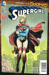 Cover for Supergirl (DC, 2011 series) #34 [Newsstand]