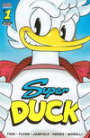 Cover for Super Duck (Archie, 2020 series) #1 [Cover A Ryan Jampole]