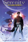 Cover for Serenity: Firefly Class 03-K64 (Dark Horse, 2006 series) #1 - Those Left Behind