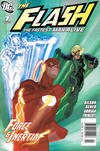 Cover for Flash: The Fastest Man Alive (DC, 2006 series) #7 [Newsstand]