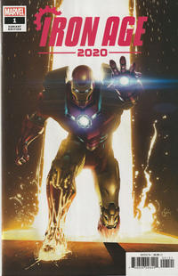 Cover Thumbnail for 2020 Iron Age (Marvel, 2020 series) #1 [Rahzzah]