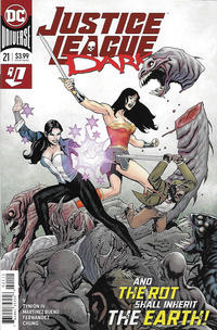 Cover Thumbnail for Justice League Dark (DC, 2018 series) #21 [Yanick Paquette Cover]