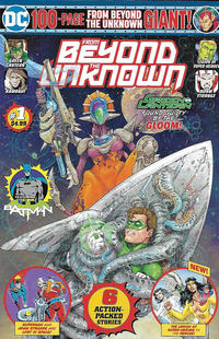 Cover Thumbnail for From Beyond the Unknown Giant (DC, 2020 series) #1 [Direct Market Edition]