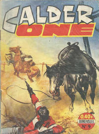 Cover Thumbnail for Calder One (Impéria, 1964 series) #9