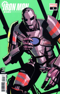 Cover Thumbnail for Iron Man 2020 (Marvel, 2020 series) #2