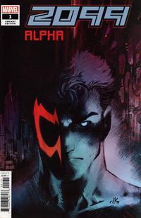 Cover Thumbnail for 2099 Alpha (Marvel, 2020 series) #1 [Viktor Bogdanovic]