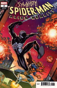 Cover Thumbnail for Symbiote Spider-Man: Alien Reality (Marvel, 2020 series) #2 [Variant Edition - Ron Lim Cover]