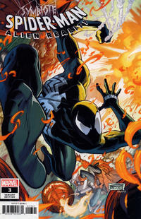 Cover Thumbnail for Symbiote Spider-Man: Alien Reality (Marvel, 2020 series) #3 [Variant Edition - Gerardo Sandoval Cover]