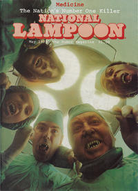 Cover Thumbnail for National Lampoon Magazine (21st Century / Heavy Metal / National Lampoon, 1970 series) #v[1]#[62]