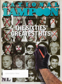 Cover Thumbnail for National Lampoon Magazine (21st Century / Heavy Metal / National Lampoon, 1970 series) #v2#68