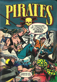 Cover Thumbnail for Pirates: A Treasure of Comics to Plunder, Arrr! (Clover Press, 2020 series)